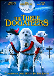 The Three Dogateers DVD
