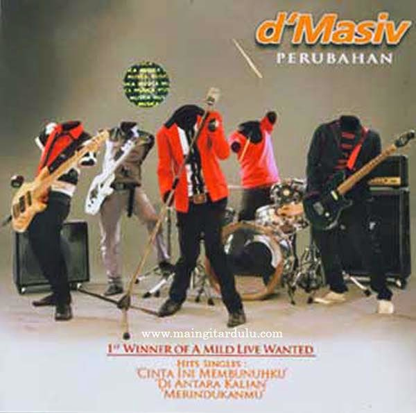 d'Masiv Album Perubahan (2008)