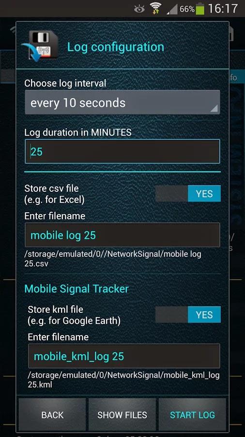 Network Signal Info Pro v2.70.06