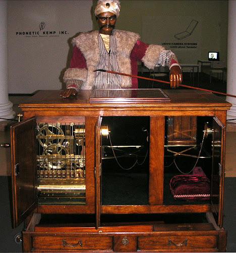 O Turco, a máquina que derrotou Napoleão no xadrez