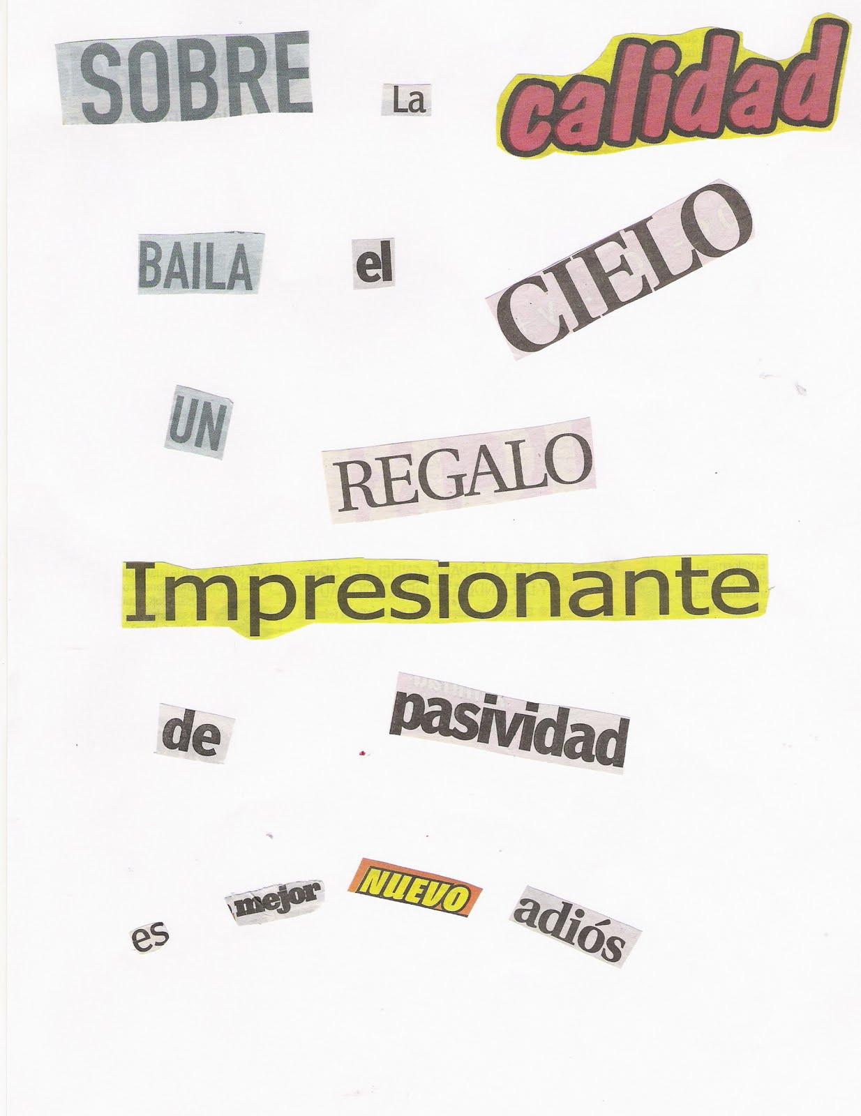 Garcilazomolamazo: Poemas dadaístas en una hora