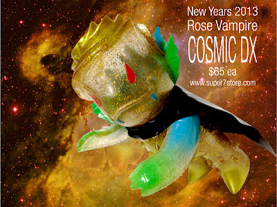 Super7 - New Year's Cosmic Rose Vampire DX