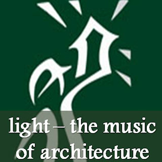 light music architecture, by wobuilt