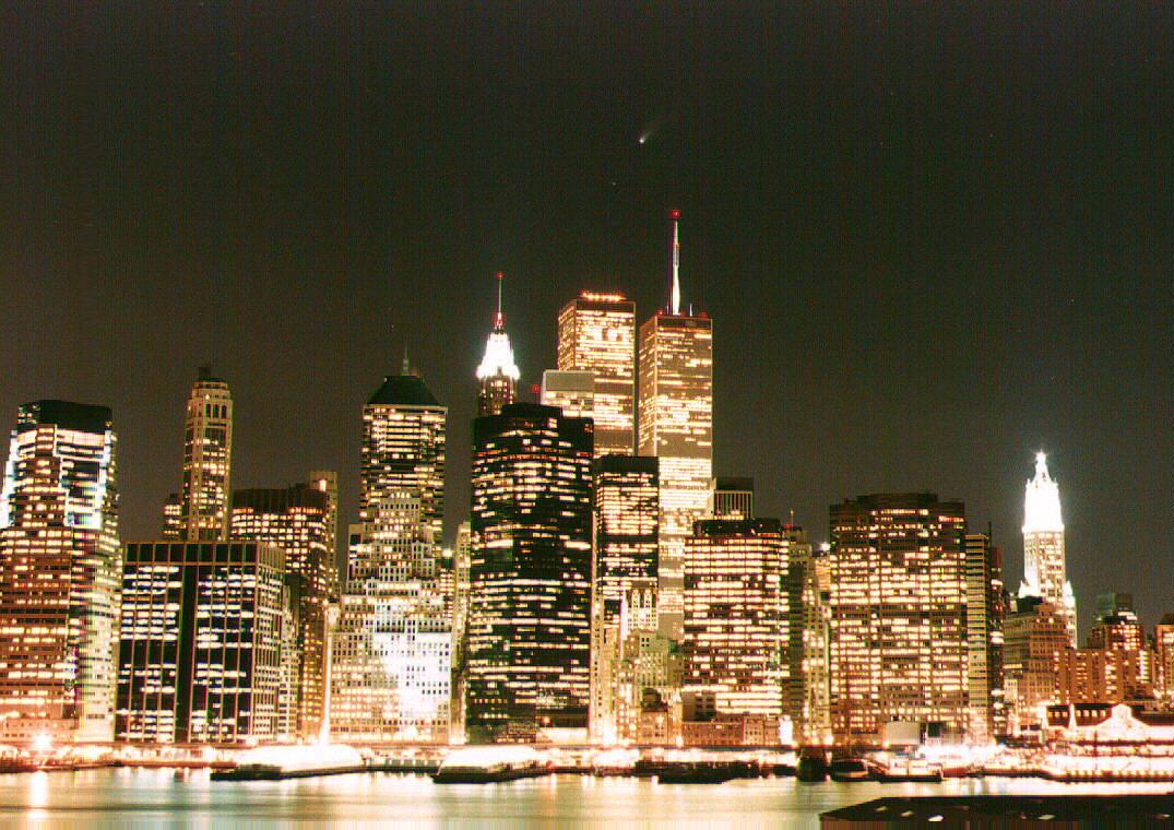 New york united states tourist destinations for Places to see in nyc at night