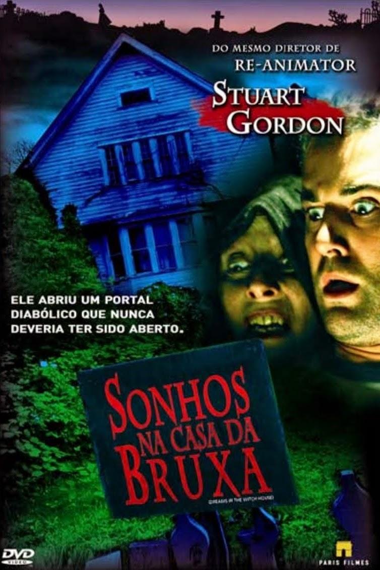 Sonhos Na Casa Da Bruxa – Dublado (2005)