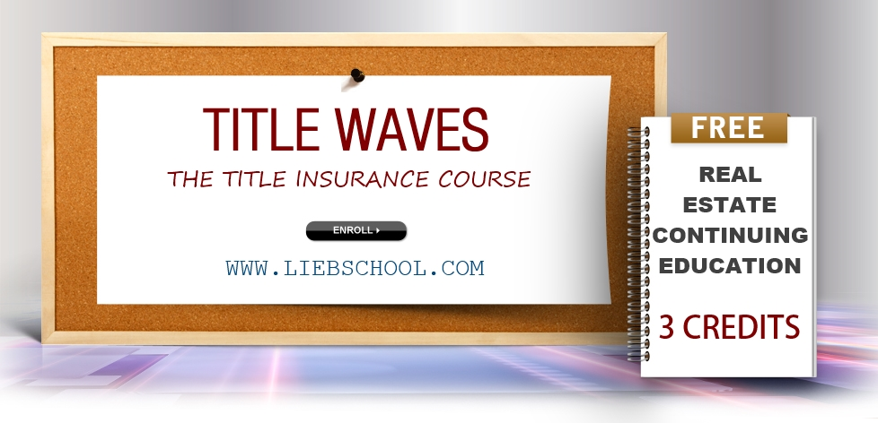 TITLE WAVES - Free CE on 4/30 (Nassau County) and 5/3 (NYC)