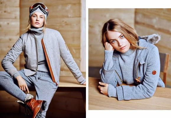 Massimo Dutti colección Après Ski ropa mujer invierno