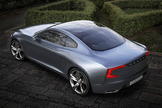 Volvo Concept Coupè