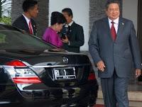Plat Presiden RI