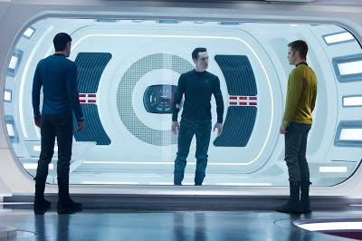 "On ""Star Trek Into Darkness"""