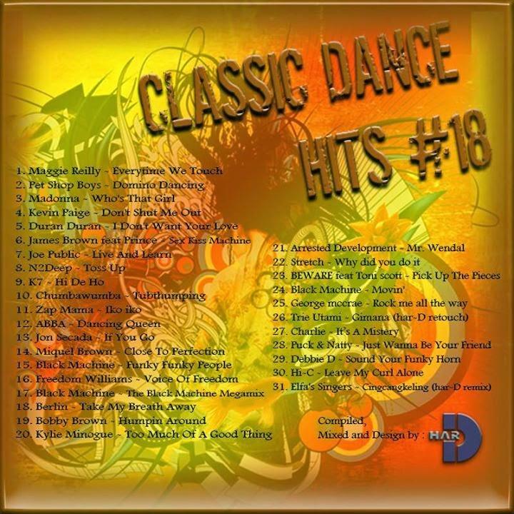 Mix obsession classic dance hits 18 for Classic dance tracks