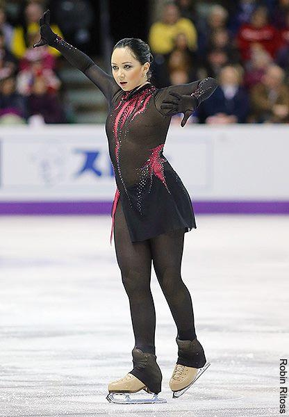 Elizaveta Tuktamysheva 2013