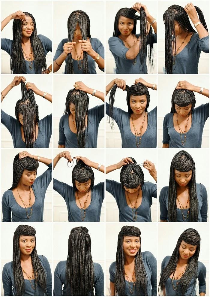my fair hair: Protective Hairstyles for Winter: Havana
