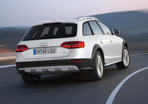 New Audi A4 Diesel Wallpaper