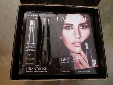 Lancome #Grandiose masacara