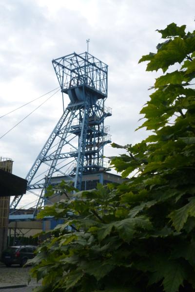 Zabytkowa Kopalnia Węgla Kamiennego Guido w Zabrzu - Poziom 170