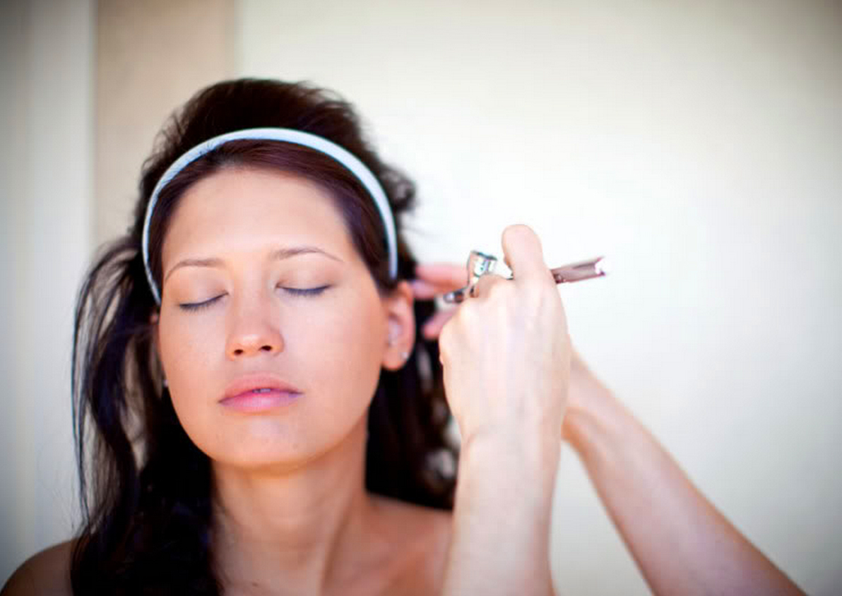 Airbrush Wedding Makeup Artist : Airbrush Makeup? Is it worth it? - Weddingbee