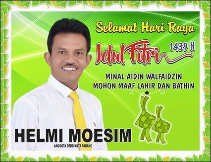 Iklan Idul Fitri 1439 H