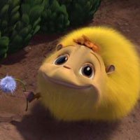 The Top 50 Animated Characters Ever: 16. Katie (Horton Hears a Who)