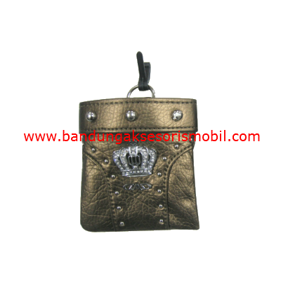 Dompet HP DAD Mahkota Berlian Gold