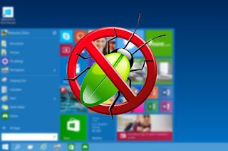 حل مشكلة توقف وتشنج الحاسوب في ويندوز 10