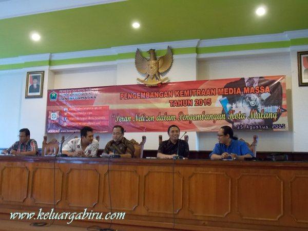 Peran Netizen dalam Pengembangan Kota Malang