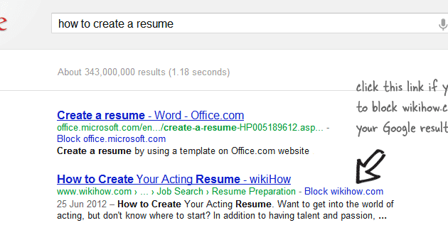 Google search results are fucking useless