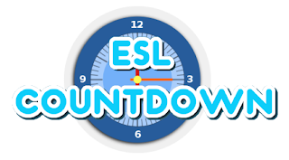 ESL Countdown esl Kids games interactive whiteboard TEFL