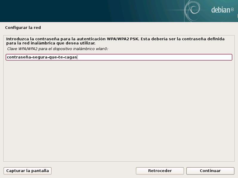 A2 Arrancar el instalador - Debian