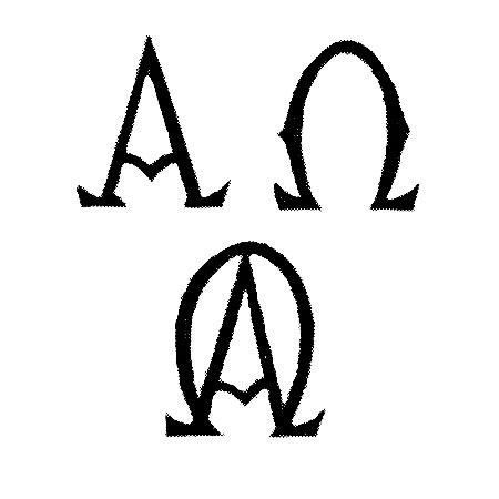 Alpha And Omega Symbol