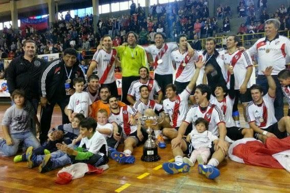 River Plate campeón nacional en Argentina | Mundo Handball