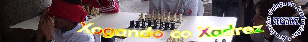 AGAX - Xogando co Xadrez