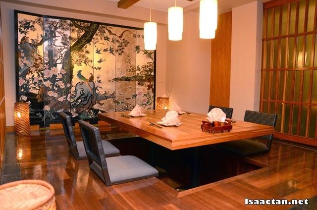Genji Japanese Restaurant @ Hilton Petaling Jaya