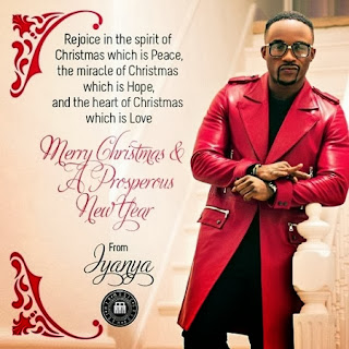 See Iyanya Christmas Card.