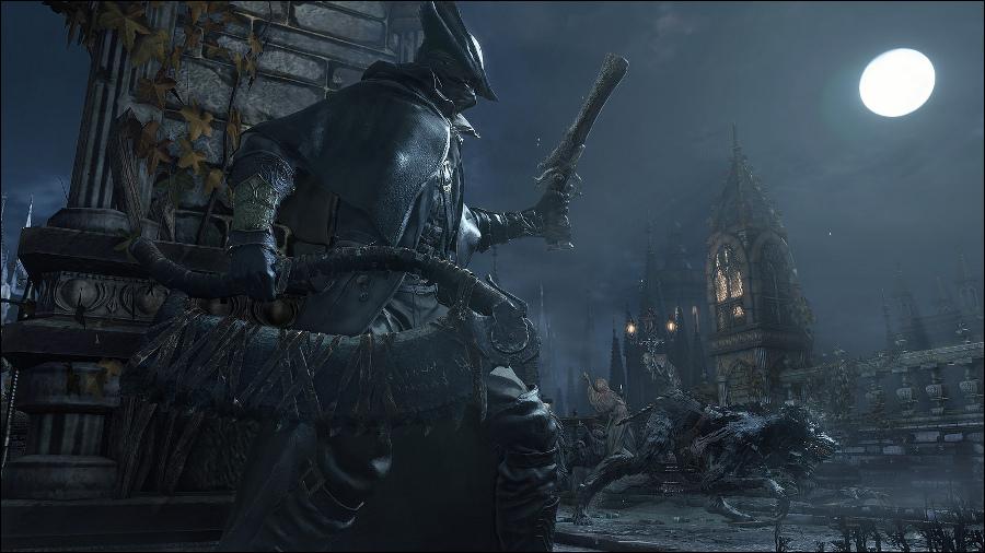 Bloodborne com mais de 1 Milhão de unidades vendidas