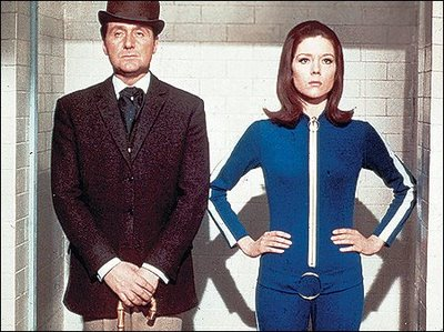 Steed and Peel Avengers