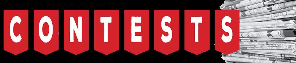 Creston News Advertiser Contests