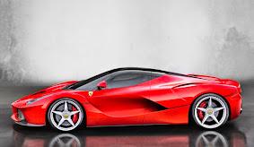 Foto dan Gambar Mobil Sport Ferrari LaFerrari_4