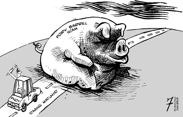 pork barrel projects definition Constituents through credit claiming for traditional pork barrel projects, defined as   researchers and journalists have offered several definitions of earmarks.