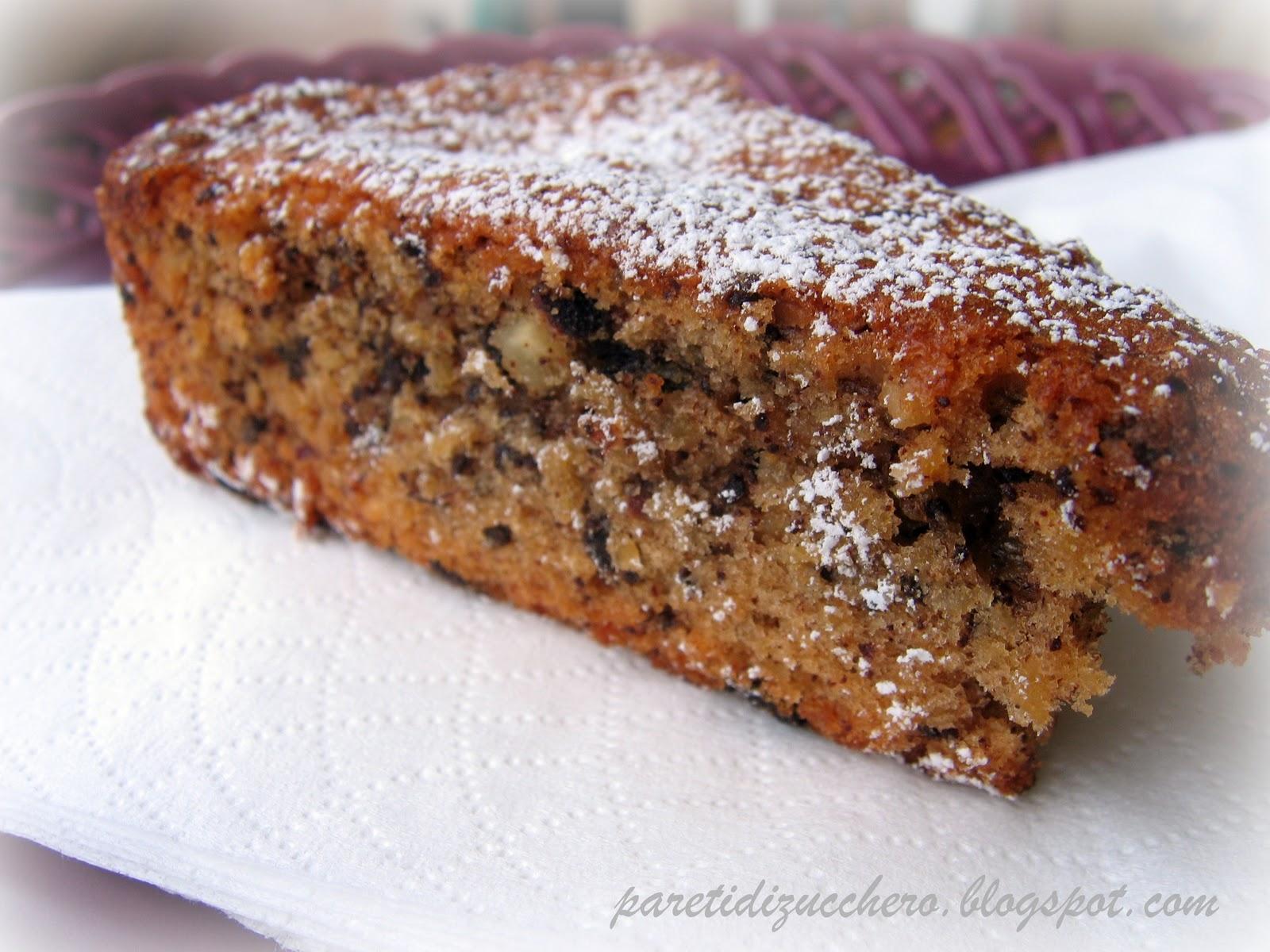 Ricetta torta di nocciole e cioccolato