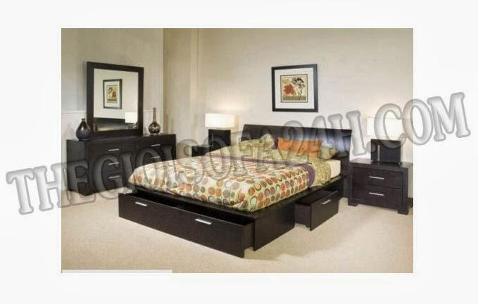Giường ngủ GN042