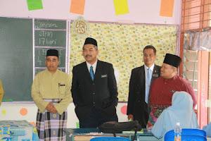 Lawatan Dato Pengarah JPNS