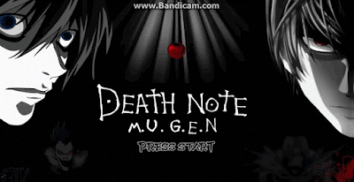 free download game DEATH NOTE M U G E N 2015 for pc