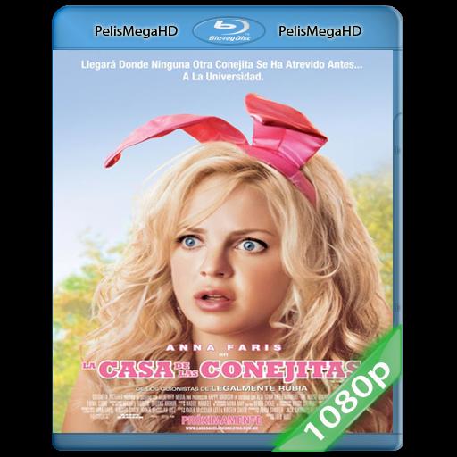 La Casa De Las Conejitas (2008) 1080P HD MKV ESPAÑOL LATINO