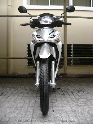 Honda Future X FI 02