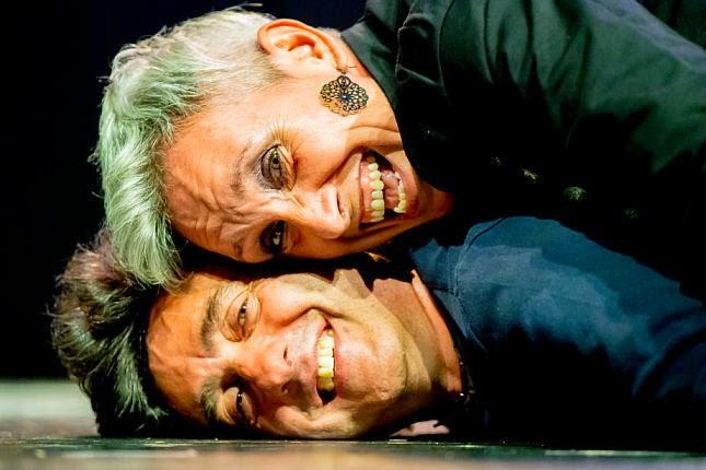 Dal 22 ottobre al 3 novembre al Teatro Libero di Milano va in scena eLEVATI e LAVATI
