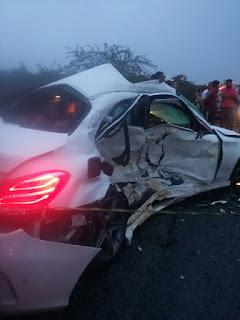 Tragédia na PB deixa sete mortos em colisão na BR-230; família inteira de Sousa morreu