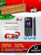 Celular LG A190Antecipe as suas compras de Natal