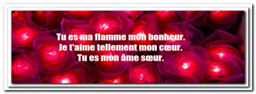 Message et sm d'amour