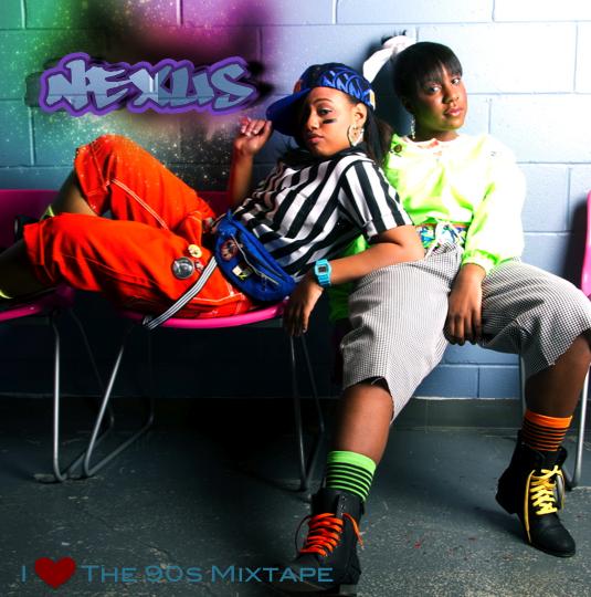 r&b mixtape 90s
